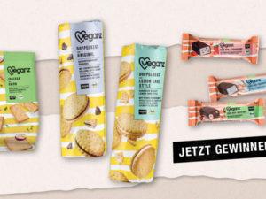 Müller Gewinnspiel: Veganz Produktpaket zu gewinnen