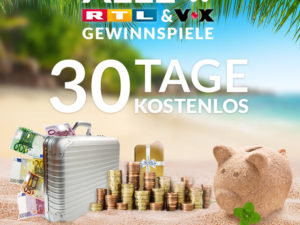 Alle TV-Gewinnspiele von RTL & VOX – jetzt online teilnehmen!