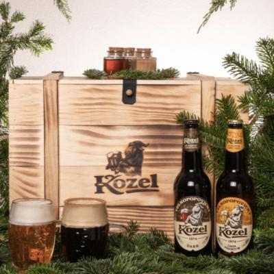 GLAMOUR Gewinnspiel: Winter-Bierbox von Kozel zu gewinnen