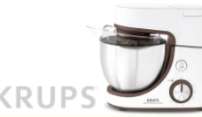 KRUPS Gewinnspiel: Küchenmaschine Master Perfect Duo zu gewinnen