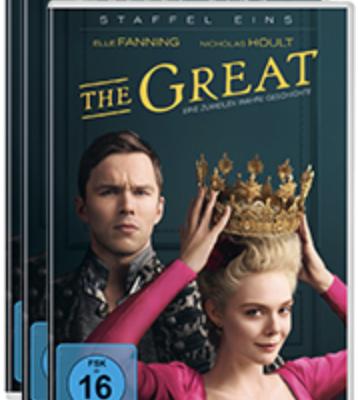 "KinoNews Gewinnspiel: DVD ""The Great"" zu gewinnen"