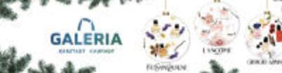 GALERIA Gewinnspiel: 30 Düfte von YVES SAINT LAURENT, LANÔME, GIORGIO ARMANI zu gewinnen