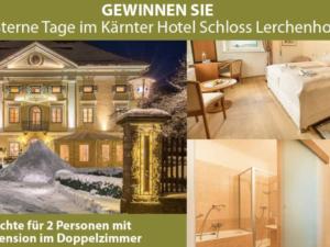 buchSZENE Gewinnspiel: Urlaub in Kärnten zu gewinnen