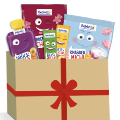 Bebivita Gewinnspiel: Happy-Kids-Paket zu gewinnen