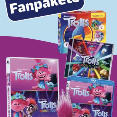 """der kleine ICE Gewinnspiel: Fanpaket """"Trolls World Tour"""" zu gewinnen"""
