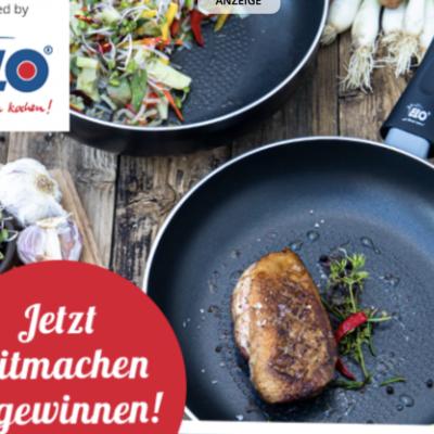 EatSmarter Gewinnspiel: ELO Wokpfannen-Set zu gewinnen