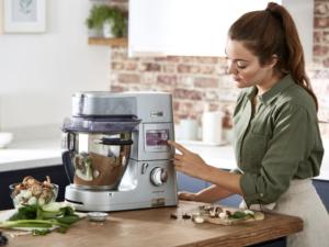 essen & trinken Gewinnspiel: Kenwood Cooking Chef XL zu gewinnen