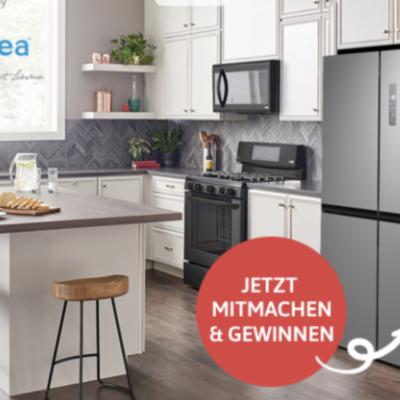 EatSmarter Gewinnspiel: Multi Door Kühlgefrierkombination zu gewinnen