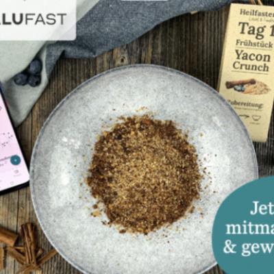 EatSmarter Gewinnspiel: Salufast Fastenboxen zu gewinnen