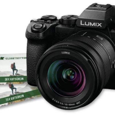 Globetrotter Gewinnspiel: Lumix Kamera & Gutscheine zu gewinnen