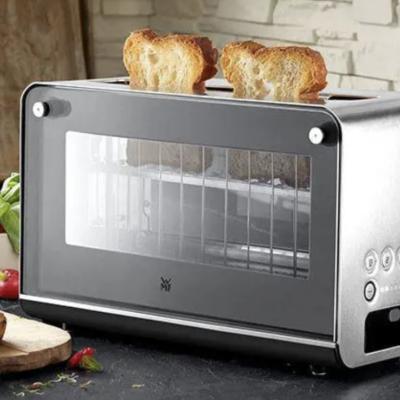 mein schönes zuhause Gewinnspiel: WMF Glas-Toaster zu gewinnen