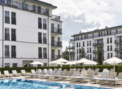 AOK Bayern Gewinnspiel: Kurzaufenthalt im Steigenberger Grandhotel zu gewinnen