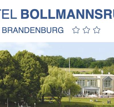 Hotel Bollmannsruh Gewinnspiel: Kurzurlaub zu gewinnen