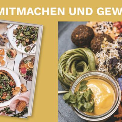 """MÜLLER Gewinnspiel: Buch """"The Green Garden – Das Kochbuch"""" zu gewinnen"""