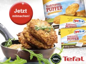 Agrarfrost Gewinnspiel: Tefal Pfannen zu gewinnen