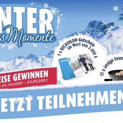 Ludwig Schokolade Gewinnspiel: Gutscheine und Produktpakete zu gewinnen