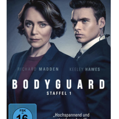 "tele.at Gewinnspiel: ""Bodyguard – Staffel 1"" zu gewinnen"