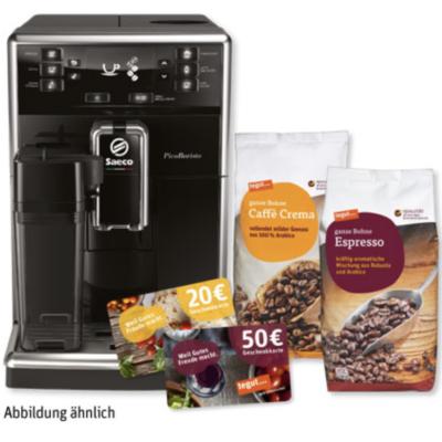 tegut Gewinnspiel: Kaffeevollautomat zu gewinnen