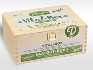AOK Vigo Gewinnspiel: Saatgut-Box zu gewinnen