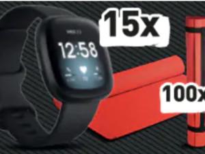 EDEKA Gewinnspiel: Fitbit Smartwatch und Yoga-Matten zu gewinnen