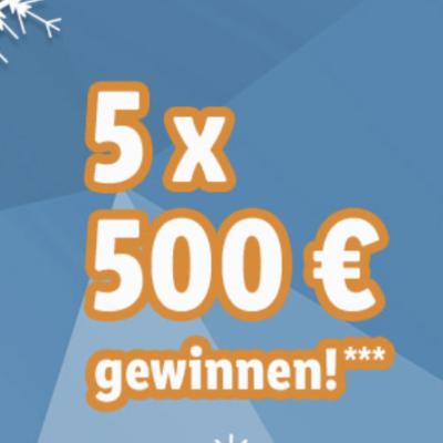 Lidl Gewinnspiel: 500 Euro Gutschein zu gewinnen