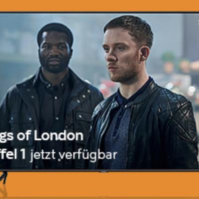 Call a Pizza Gewinnspiel: Samsung TV und Sky Ticket TV Sticks zu gewinnen