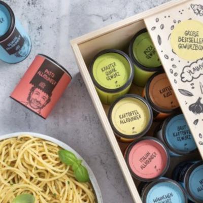 Cosmopolitan Gewinnspiel: Just Spices Gewürzbox zu gewinnen
