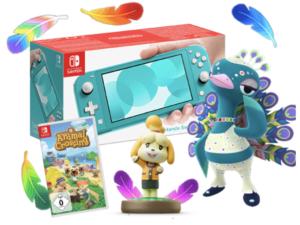 WUNDERWEIB Gewinnspiel: Nintendo Switch plus Game-Paket zu gewinnen