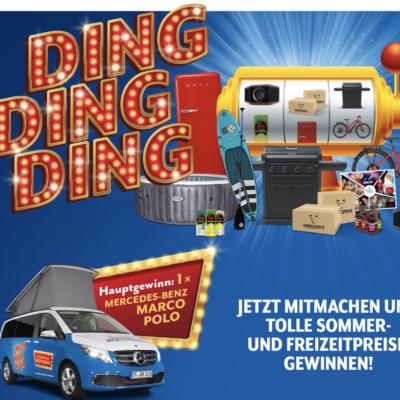 Getränke Hoffmann Gewinnspiel: Mercedes Benz und vieles mehr zu gewinnen