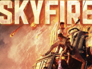 "BLICK Gewinnspiel: DVD bzw. Blu-ray ""Skyfire"" zu gewinnen"