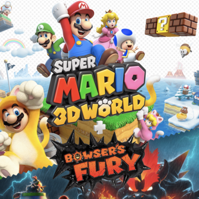 Berlin mit Kind Gewinnspiel: Super Mario Paket zu gewinnen