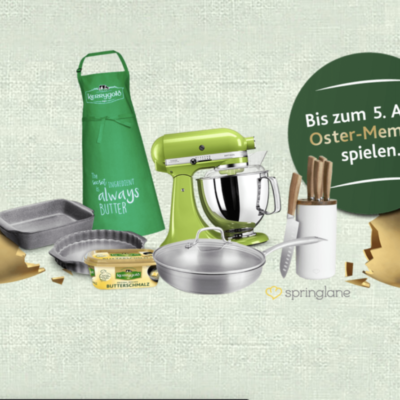 Kerrygold Gewinnspiel: Produktpakete zu gewinnen