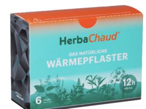 RatgeberBOX Gewinnspiel: HerbaChaud Wärmepflaster zu gewinnen