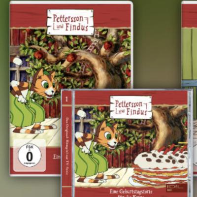 """HappySpots Gewinnspiel: """"Pettersson und Findus"""" Fanpaket zu gewinnen"""