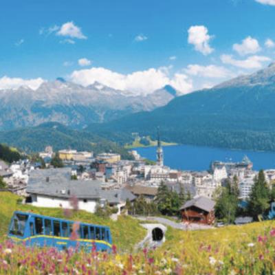 Ameropa Gewinnspiel: Reise in die Schweiz zu gewinnen