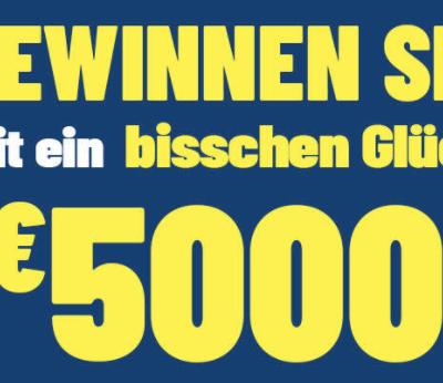 Atlas For Men Gewinnspiel: 5000 Euro zu gewinnen