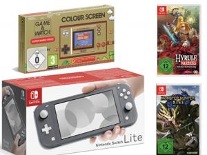 selbst.de Gewinnspiel: Nintendo Switch Lite zu gewinnen