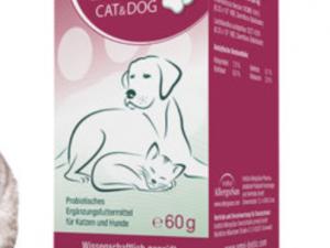 DER HUND Gewinnspiel: Probiotikum CAT & DOG zu gewinnen