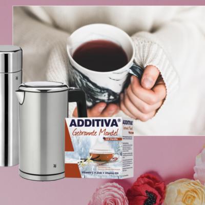 Café Meins Gewinnspiel: Additiva Paket zu gewinnen