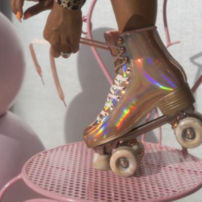 VOGUE Gewinnspiel: Rollerskate-Set zu gewinnen