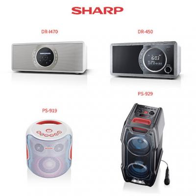 DB Mobil Gewinnspiel: Sharp Party-Paket zu gewinnen