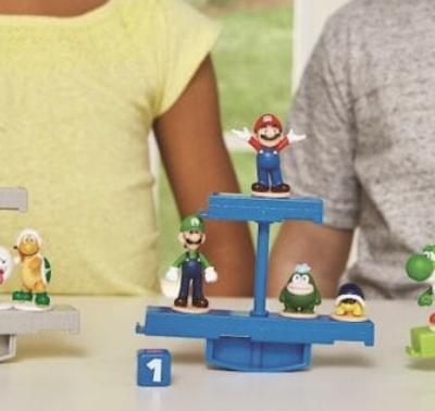 Berlin mit Kind Gewinnspiel: Super Mario Brettspiel zu gewinnen