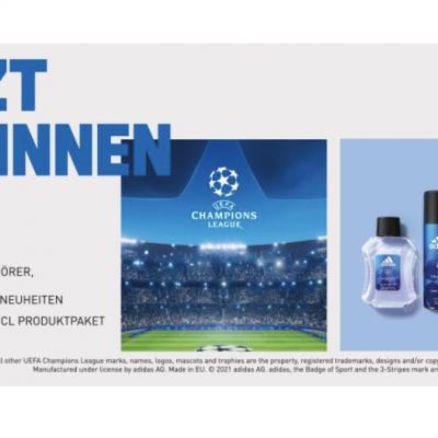 Rossmann Gewinnspiel: adidas UEFA Paket zu gewinnen