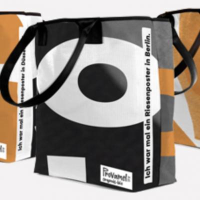 Provamel Gewinnspiel: Upcycling Shopping Bag zu gewinnen