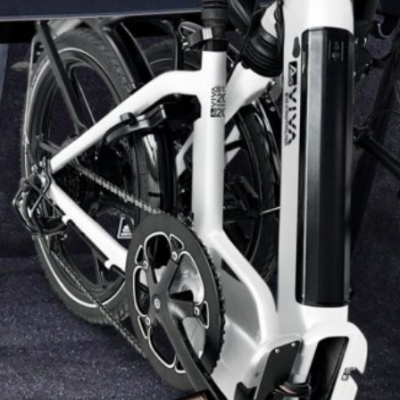 Bild der Frau Gewinnspiel: E-Bike-Faltrad zu gewinnen