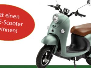 GEFAKO Gewinnspiel: Unu E-Scooter zu gewinnen