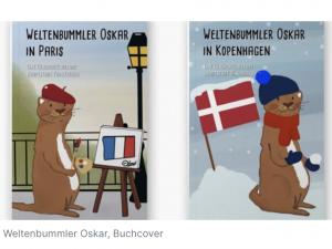 """HAMBURG MAGAZIN Gewinnspiel: """"Weltenbummler Oskar"""" Paket zu gewinnen"""