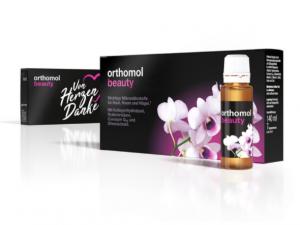 BRIGITTE Gewinnspiel: Orthomol Beauty-Paket zu gewinnen