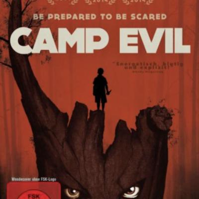 """film-rezensionen.de Gewinnspiel: Blu-ray """"Camp Evil"""" zu gewinnen"""