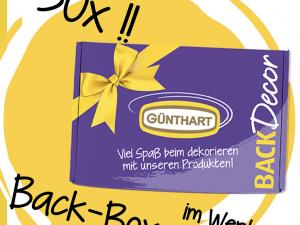 Günthart BackDecor Gewinnspiel: KitchenAid® Stabmixer zu gewinnen